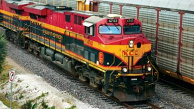 Exports by rail transport between Mexico and the United States registered a 26.2% year-on-year drop in the first half of the current year, to $ 30.07 billion.