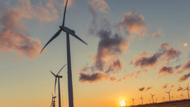 The United States is shaping up to record a record year for wind turbine installations, according to data compiled by the Energy Information Administration (EIA).