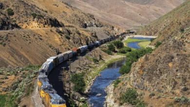 Photo of Union Pacific sube ingresos con transporte de maíz a México