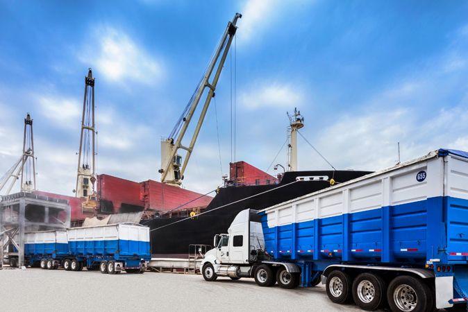 México registró importaciones por un valor de 455,295 millones de dólares en 2019, una baja de 1.9% interanual.