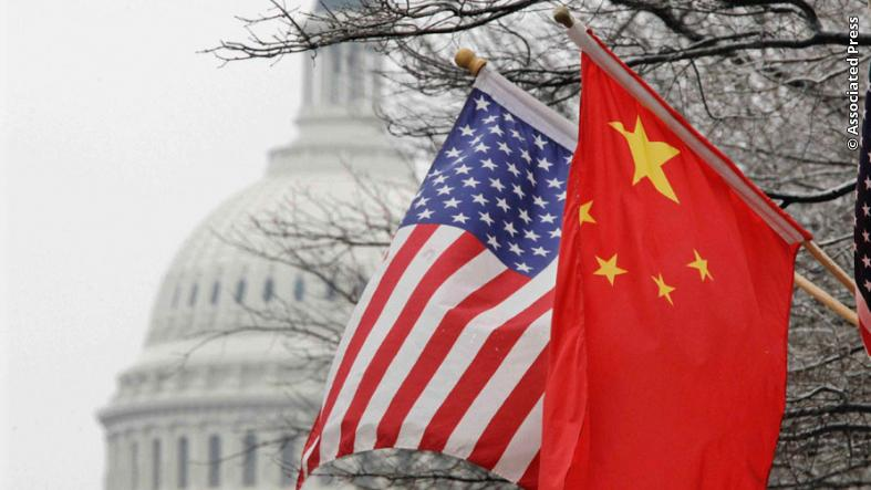 El poder de China ha desafiado a Estados Unidos.