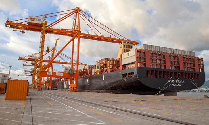 La Presidencia de México anunció proyectos 22 proyectos en puertos que requerirán una inversión de 73,721 millones de pesos entre 2020 y 2024.