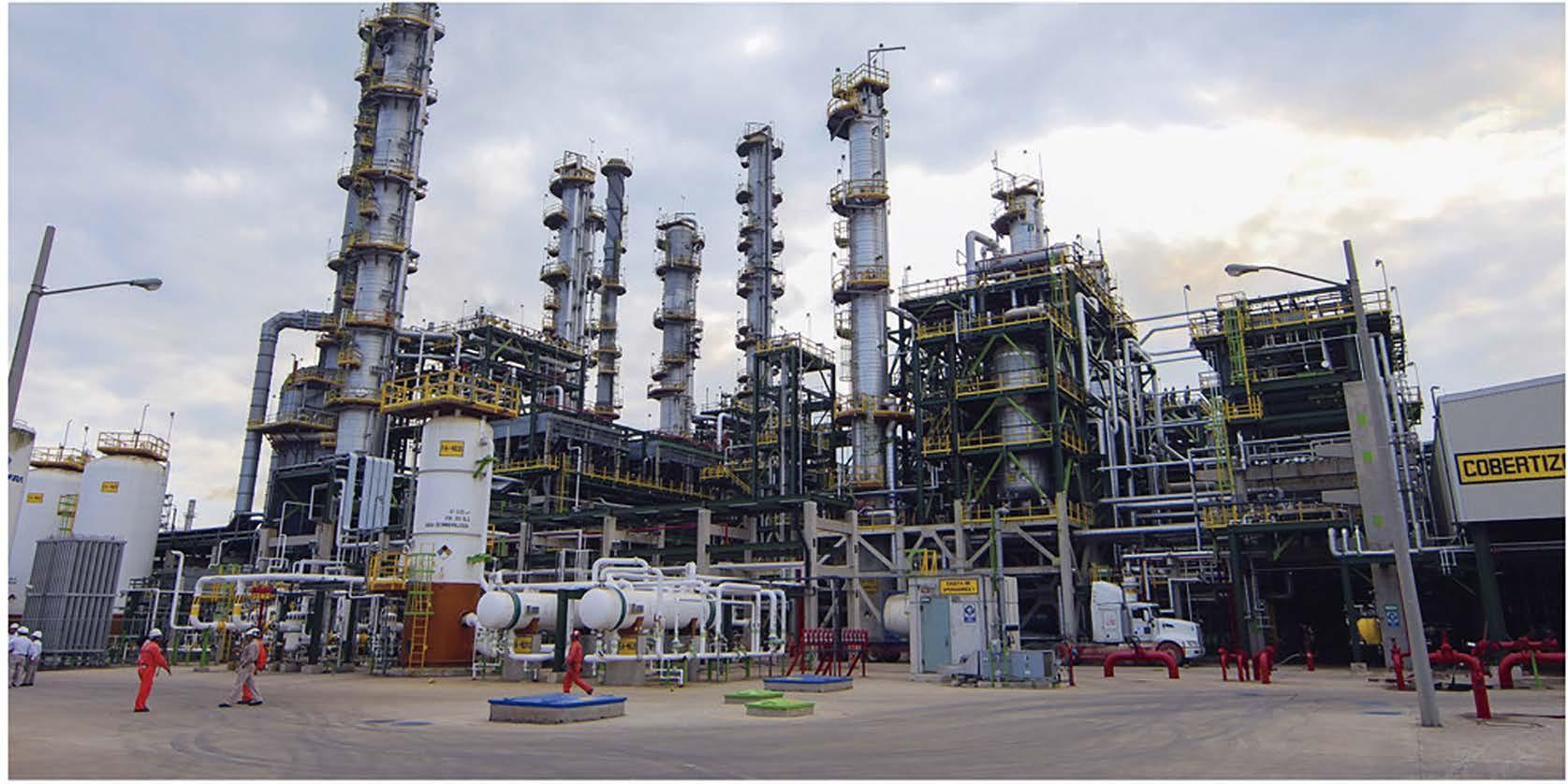 Tres refinerías tendrán reparaciones mayores en México.