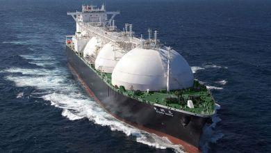 La inversión total de LNG Canada, estimada en 40,000 millones de dólares estadounidenses.
