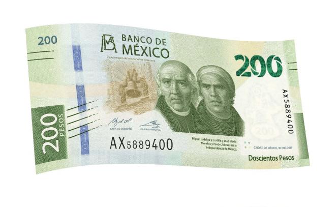 Durante la sesión, se espera que el tipo de cambio cotice entre 18.90 y 19.00 pesos por dólar.