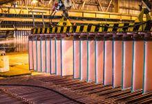 Si se incluye el oro, las exportaciones mineras de Perú representaron el 61.6% del total y, si además se incluyen las manufacturas de metales, el 69.8 por ciento.