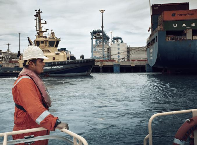 Maersk proyectó que el comercio mundial de contenedores aumentará entre 1 y 3% en 2019.