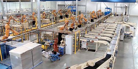En 2018, las importaciones mexicanas de robots industriales sumaron 165 millones de dólares.