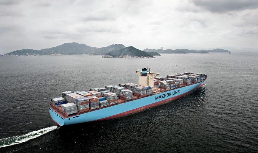 Maersk lidera la clasificación de las principales líneas navieras.