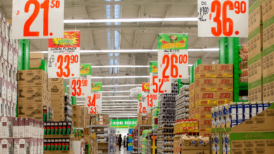Walmart de México y Centroamérica opened nine new stores in the first quarter of 2020 and increased its total revenue by 12.9%, year-on-year.