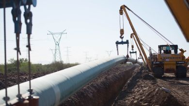 Sempra Energy added 800 kilometers of gas pipelines and 1 compression station in Mexico in 2019.