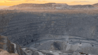 The Newmont company reported $ 66 million in costs at its Peñasquito mine, located in Zacatecas, Mexico.