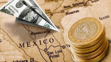 The collection of remittances from Mexico totaled 19,075 million dollars in the first half of 2020, which represented a 10.6% year-on-year rise and a record, Banxico reported.