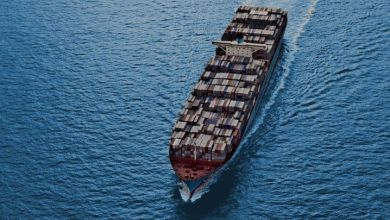 Global container trade decreased by around 10% in the second quarter of 2020, as a result of the Covid-19 pandemic that affected both the supply chain and demand, noted the Maersk shipping company.