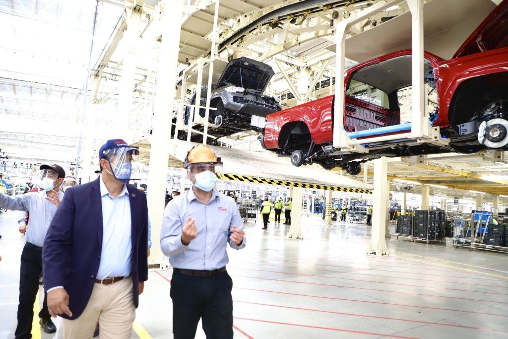 Toyota will invest $ 170 million to expand the capacity of its Guanajuato plant, where it produces the Tacoma truck, from 100,000 to 138,000 units per year starting in 2022.