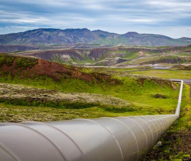 Natural gas exports through pipelines from the United States to Mexico averaged 5.1 billion cubic feet per day (Bcf / d) in the first half of 2020, an increase of 4% compared to the same period last year.