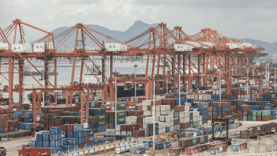 China's exports (products, not including services) grew 9.5% year-on-year in August and reached 235.26 billion dollars, the Customs Administration of that country reported.