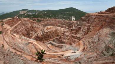 The mining of metallic minerals in Mexico registered arrivals of Foreign Direct Investment (FDI) of 489.7 million dollars in the first three quarter of 2020, reported the Ministry of Economy.