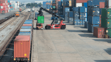 The road freight transport should decrease to less than 75% in the European Union, increasing the share of rail and inland waterway transport, according to a new plan by the European Commission.
