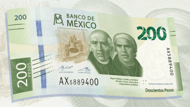 El peso inició la sesión con una apreciación de 0.12% o 2.4 centavos, cotizando alrededor de 20.23 pesos por dólar. The peso began the session with an appreciation of 0.12% or 2.4 cents, trading around 20.23 pesos per dollar.