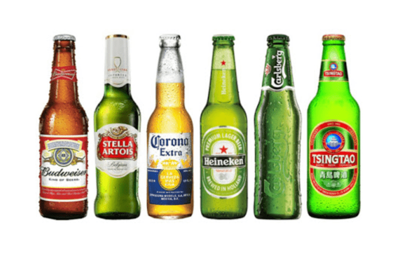 AB InBev, Heineken and Carlsberg ranked as the world's largest brewers in 2019, by volume.