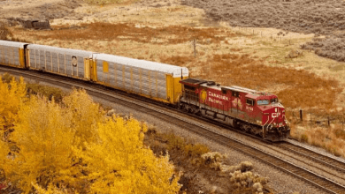 Canadian Pacific Railway Ltd. (CP) announced on Sunday the purchase of the American Kansas City Southern (KCS), for 25,000 million dollars.