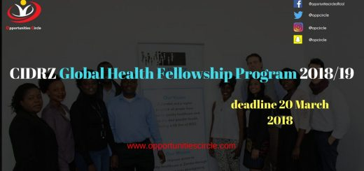 CIDRZ Global Health Fellowship Program