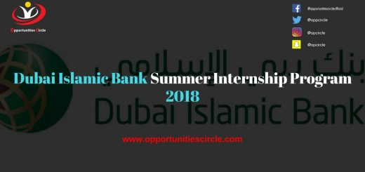 Dubai Islamic Bank Summer Internship