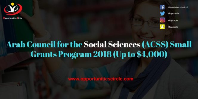 ESD Okayama Award 2018 for Organizations around the world 3000 Global Prize 1 300x150 - Arab Council for the Social Sciences (ACSS) Small Grants Program 2018 (Up to $4,000)
