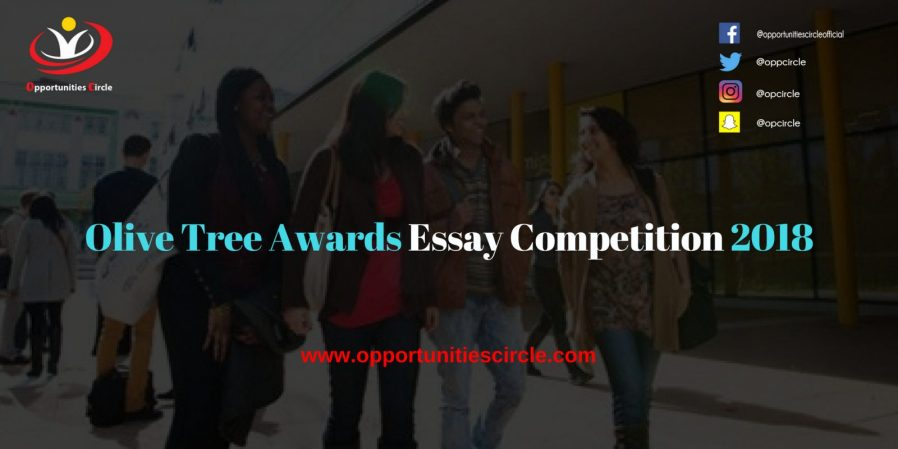 Olive Tree Awards Essay Competition 2018 300x150 - Olive Tree Awards Essay Competition 2018 (USD $2,000 prize)