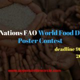 World Food Day Poster Contest 2018