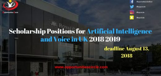 Artificial Intelligence and Voice in UK