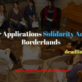 Call for Applications Solidarity Academy Borderlands
