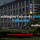 George Washington University Global Leaders Fellowship