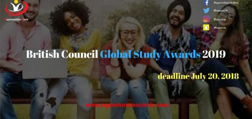 Global Study Awards 2019