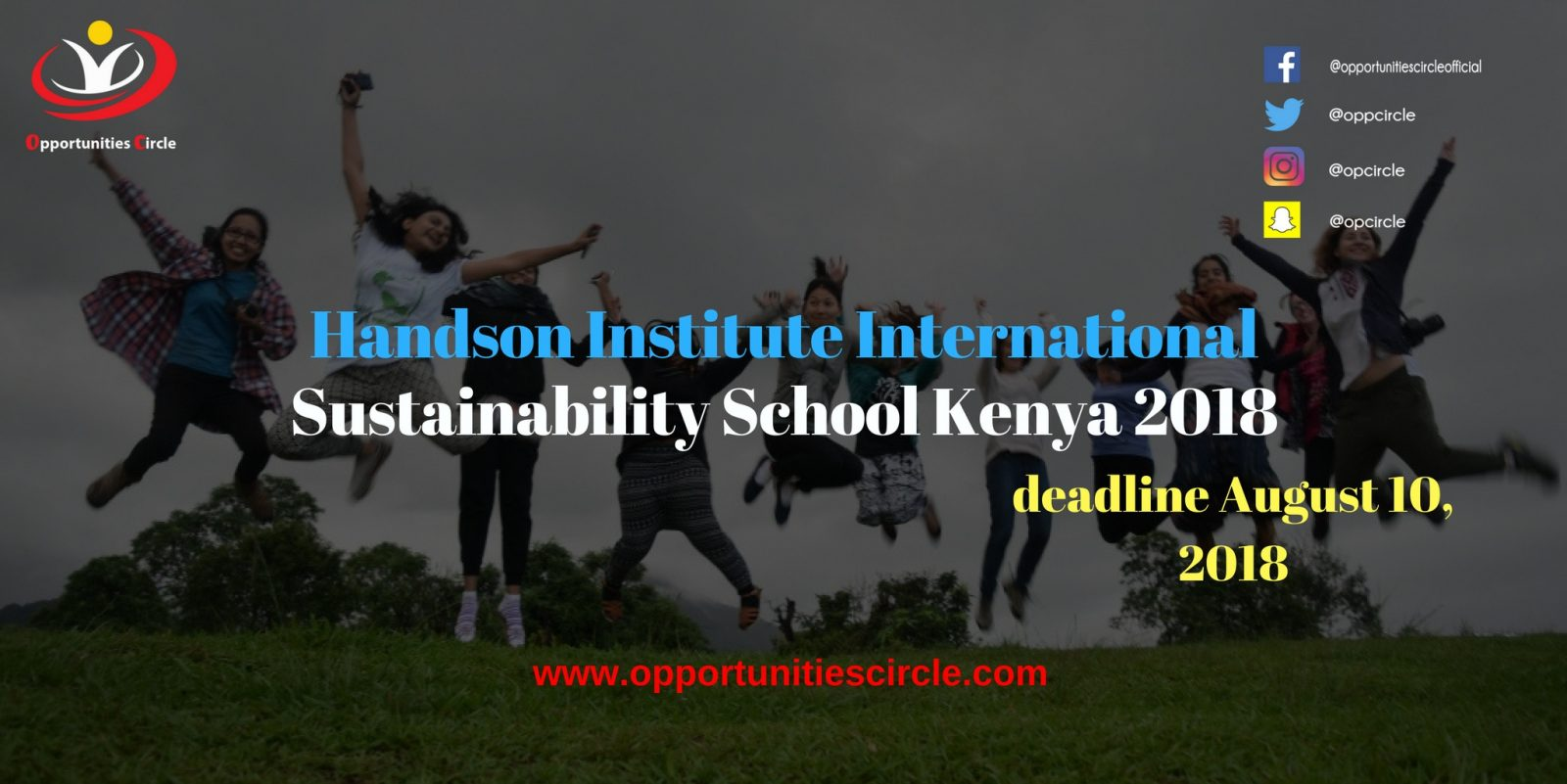 Handson Institute International Sustainability School Kenya 2018 - Handson Institute International Sustainability School Kenya 2018
