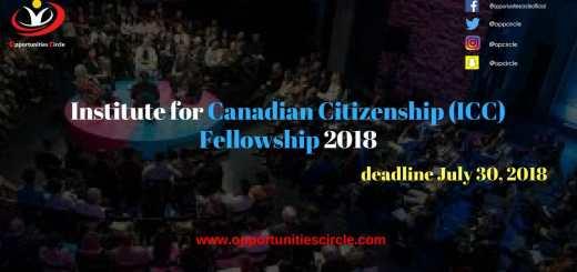 Institute for Canadian Citizenship