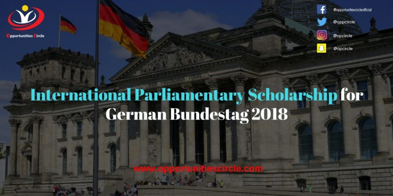 International Parliamentary Scholarship for German Bundestag 2018 300x150 - International Parliamentary Scholarship for German Bundestag 2018