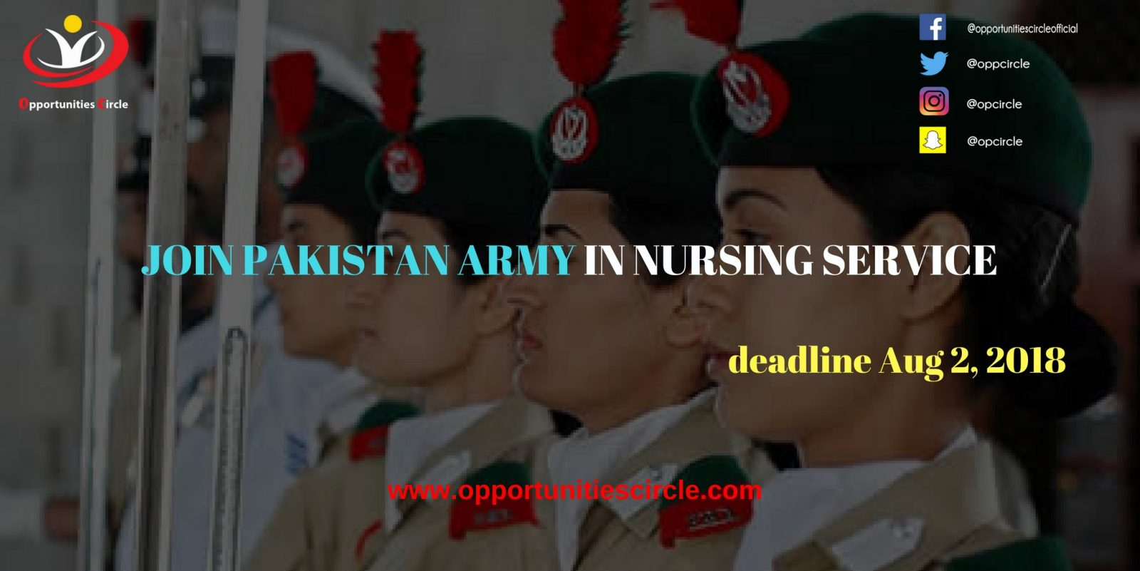 JOIN PAKISTAN ARMY IN NURSING SERVICE - JOIN PAKISTAN ARMY IN NURSING SERVICE