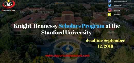 Knight Hennessy Scholars Program at the Stanford University