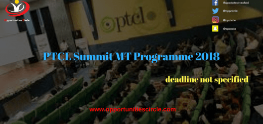 PTCL Summit MT Programme 2018