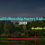 International Fellowship Surrey University