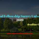 International Fellowship Surrey University