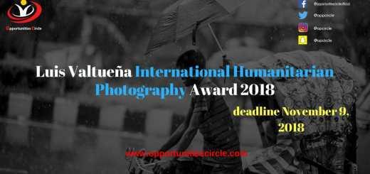 International Humanitarian Photography Award
