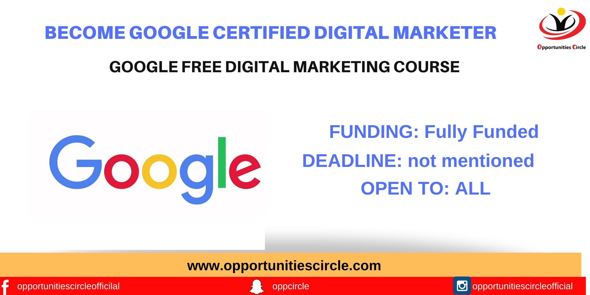 Read reviews & compare projects by leading digital marketing companies. Google Free Digital Marketing Course With Certification ...