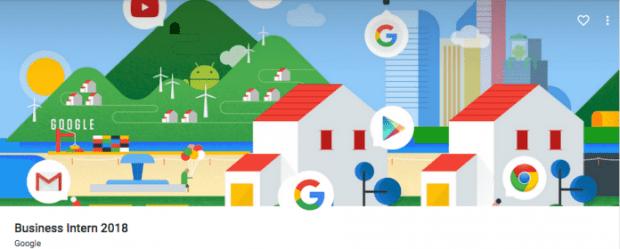 Image result for Apply for Google Business Internship Programme 2018