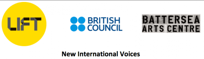 Image result for New International Voices 2018