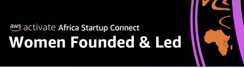 AWS Activate Africa Startup Connect logo