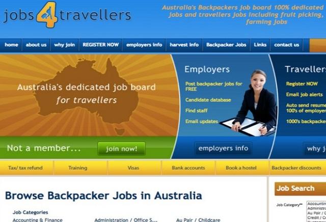 jobs4travellers