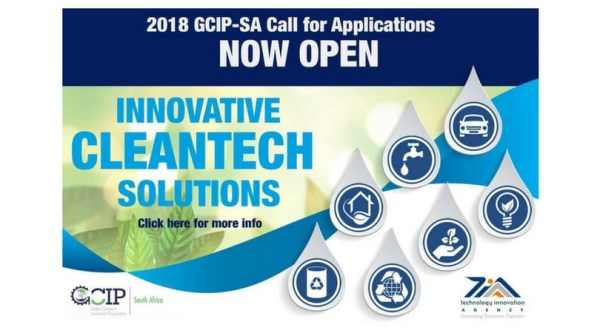 Global Cleantech Innovation Programme for South Africa ...
